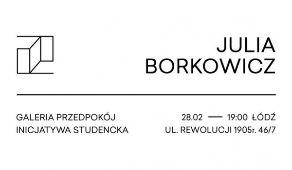 Going. | Galeria Przedpokój - Julia Borkowicz - Galeria Przedpokój