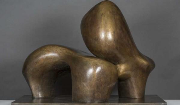 Going. | Moc natury. Henry Moore w Polsce // wernisaż - Muzeum Narodowe w Krakowie