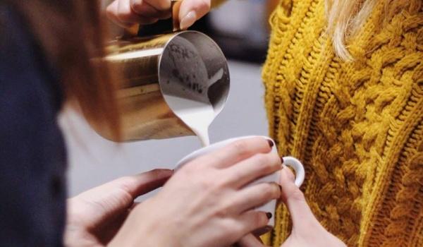 Going. | Latte Art - krok po kroku! - Mobilny Barista - Podlaska Akademia Baristów i Barmanów