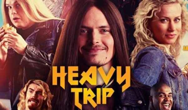 Going. | Heavy Trip + Afterparty - Kinoteatr Rialto