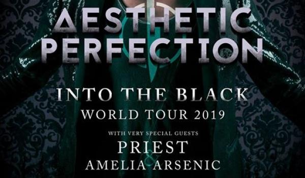Going. | Aesthetic Perfection, Priest, Amelia Arsenic - Progresja