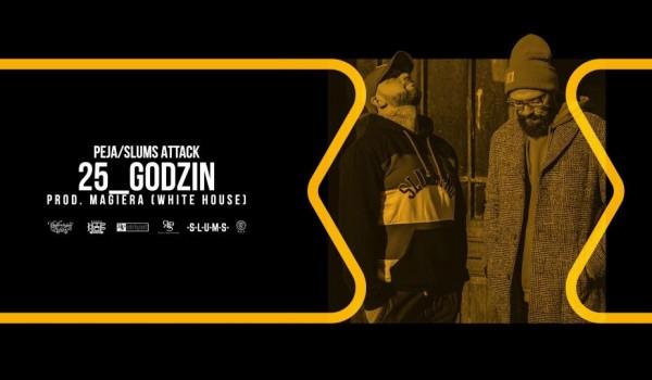 Going. | Peja / Slums Attack koncert premierowy - Estrada Stagebar