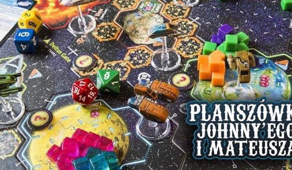 Going.   Xia: Legends of a Drift System na Planszówkach J&M! - Pub Hary