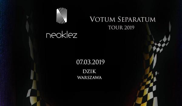 Going. | Neoklez // Votum Separatum // DZiK - DZiK