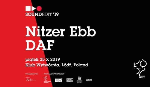 Going. | Soundedit'19 - Klub Wytwórnia