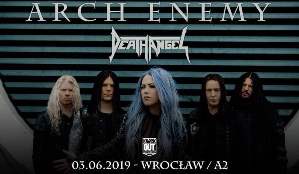 Going. | Arch Enemy + Death Angel - A2 - Centrum Koncertowe