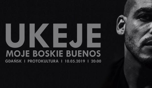 Going. | Damian Ukeje ~ Moje Boskie Buenos - Protokultura - Klub Sztuki Alternatywnej