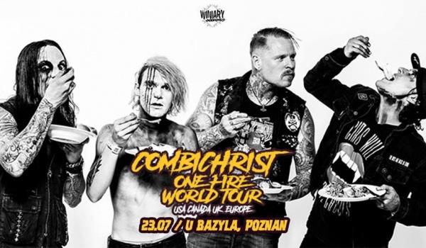 Going. | Combichrist - Klub u Bazyla