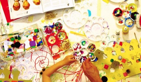 Going. | Po sąsiedzku - warsztaty dla dzieci - Klub Firlej