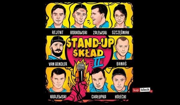 Going. | Stand-up Skład II - Zet Pe Te