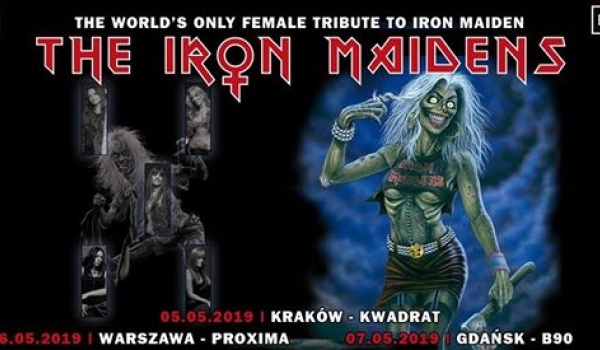 Going. | The Iron Maidens - Proxima