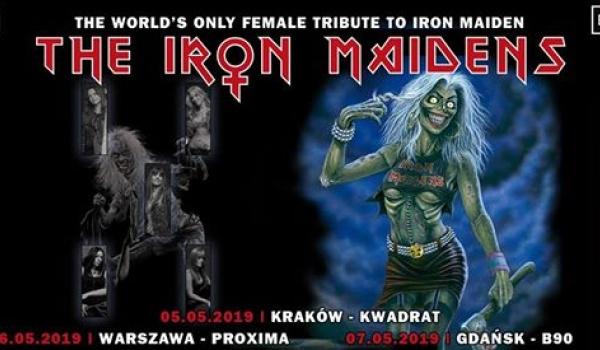 Going. | The Iron Maidens - Klub Studencki Kwadrat