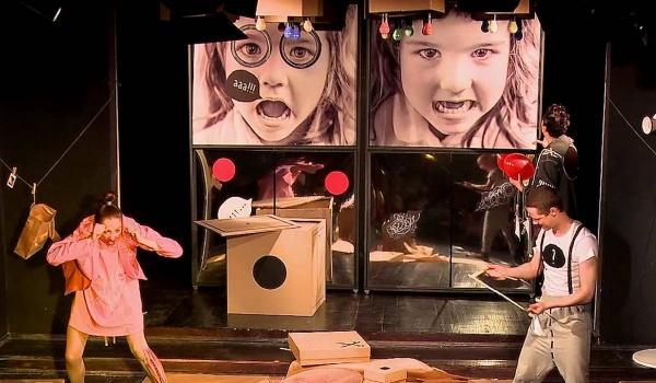 Going. | Echy i achy, chlipy i chachy - Teatr Lalki i Aktora Pinokio w Łodzi
