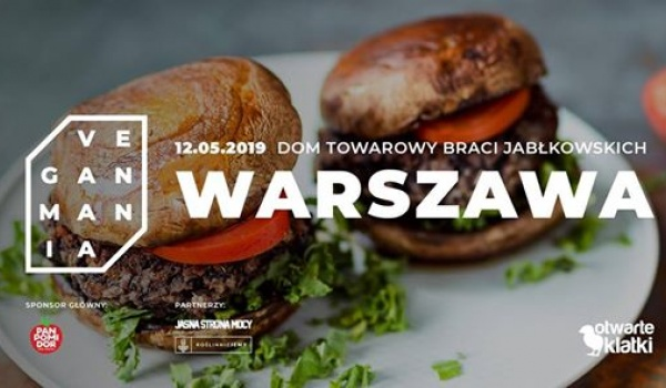 Going. | Veganmania Warszawa - Dom Towarowy Bracia Jabłkowscy