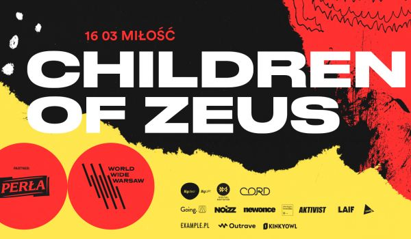 Going. | WWW 2019: Children of Zeus - Miłość / Patio Kredytowa 9