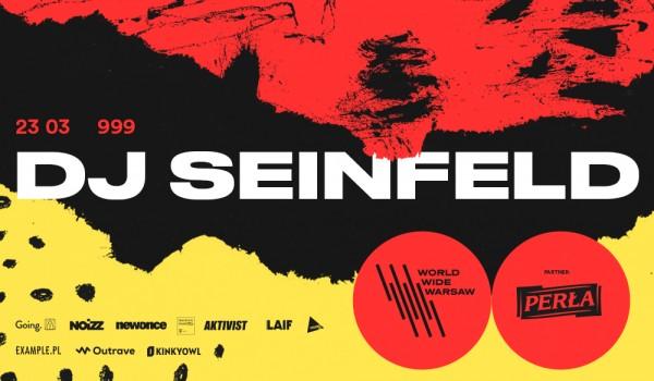Going. | WWW 2019: DJ Seinfeld - 999