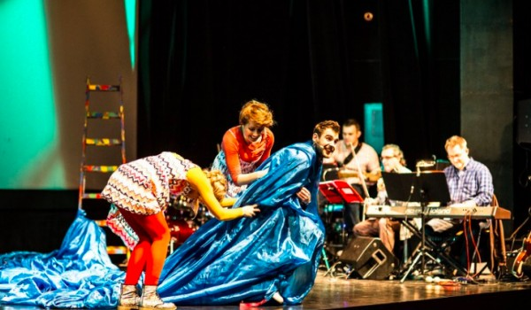 Going. | Nutki Pana Kleksa - Teatr Polonia