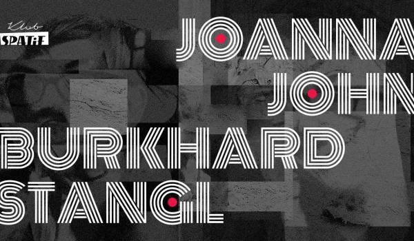 Going. | Burkhard Stangl / Joanna John - Klub SPATiF