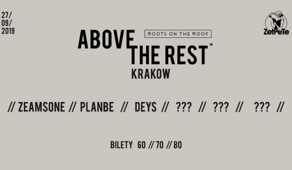 Going. | Above The Rest x KRK RAP FEST x Zet Pe Te - Zet Pe Te