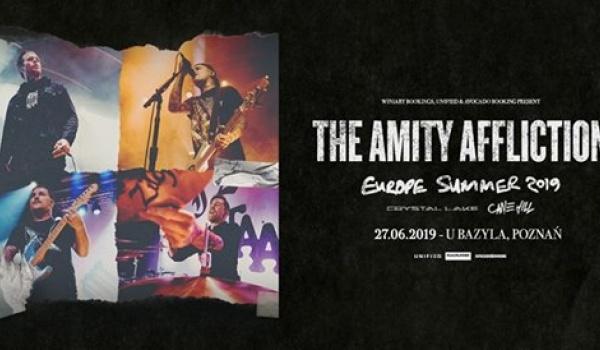 Going. | The Amity Affliction + Crystal Lake, Cane Hill - Klub u Bazyla