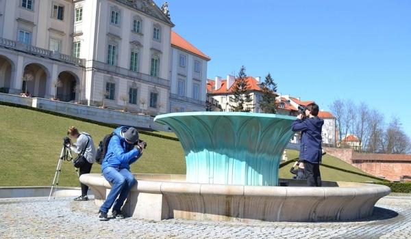 Going. | Warsztaty fotograficzne dla młodzieży - Zamek Królewski