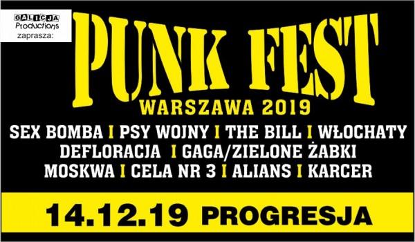 Going. | Punk Fest Warszawa 2019 - Progresja