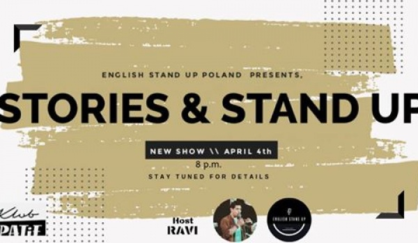 Going. | Stories & STAND UP **Show Premiere** - Klub SPATiF