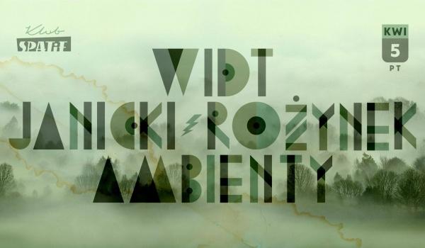 Going. | WIDT: Janicki / Rożynek - Klub SPATiF