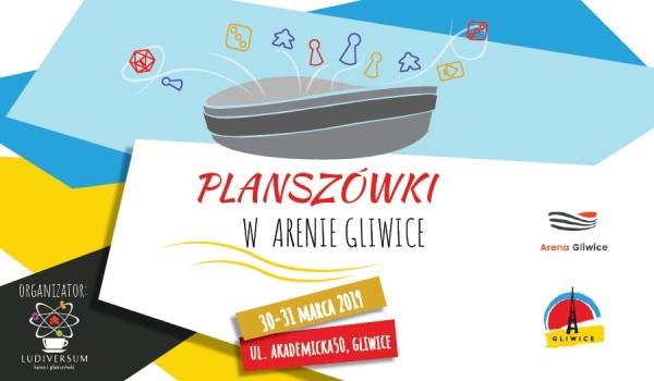 Going. | Planszówki w Arenie Gliwice - Gliwice Arena