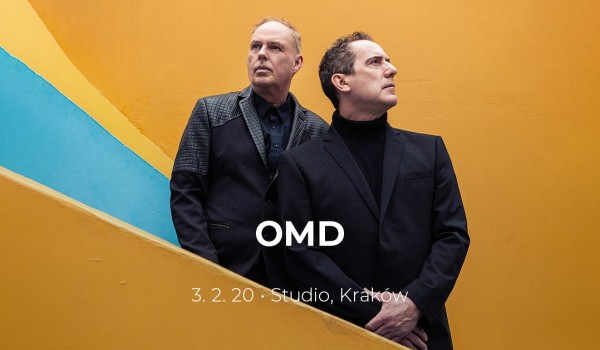 Going. | OMD | Kraków [SOLD OUT] - Klub Studio