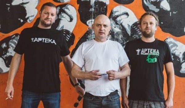 Going. | Apteka - AK PG Kwadratowa