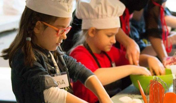 Going.   Starszaki na pokładzie! 7 - 11 lat - Atuty Studio Kulinarne