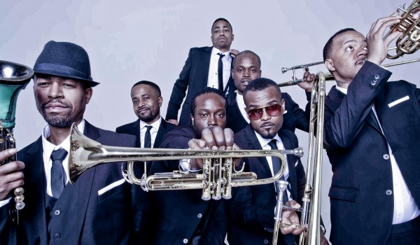 Going. | Hypnotic Brass Ensemble | Katowice - Jazz Club Hipnoza