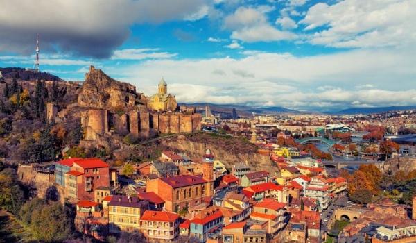 Going.   Świat i okolice – Gruzja nieodkryta - Centrum Kultury Dwór Artusa