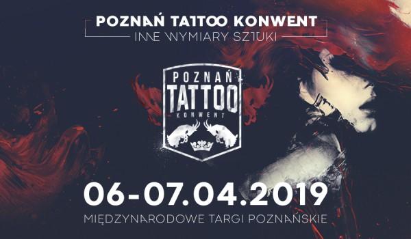 Going. | Poznań Tattoo Konwent 2019 - Międzynarodowe Targi Poznańskie