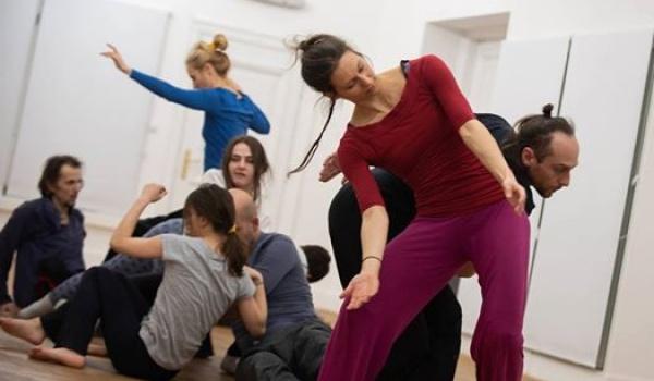 Going. | Jam niedzielny / Kontakt Improwizacja w CST - Centrum Sztuki Tańca w Warszawie