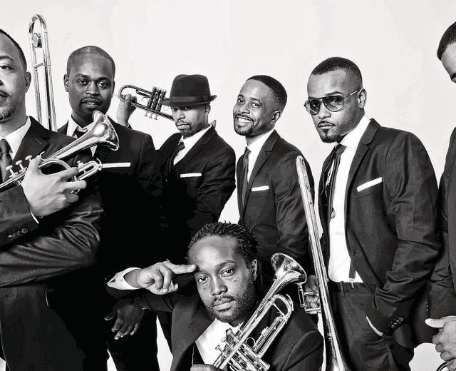 Going. | Hypnotic Brass Ensemble