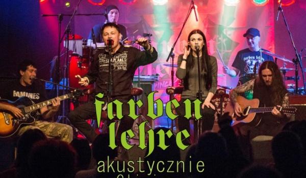 """Going.   Farben Lehre Akustycznie - Centrum Kultury Studenckiej """"Mrowisko"""""""
