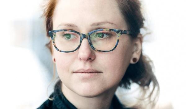 Going. | Poczytalność: spotkanie z Magdaleną Kicińską - Rondo Sztuki