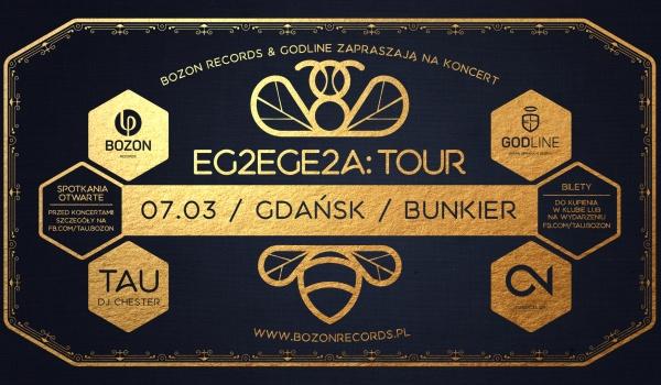 Going. | Egzegeza: Księga Pszczół | Tau | Gdańsk [ Zmiana daty ] - Bunkier Club