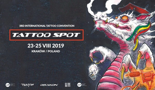 Going. | Orakon Tattoo Spot 2019 - Centrum Targowe Chemobudowa