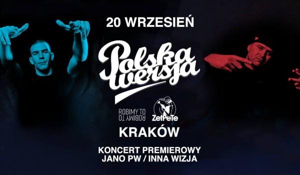 Going. | Polska Wersja - koncert premierowy JANO PW - Zet Pe Te