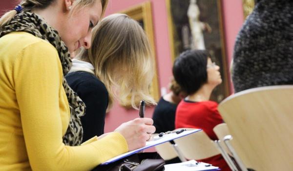 Going. | Szkoła interpretacji: Wolność - Muzeum Narodowe w Krakowie