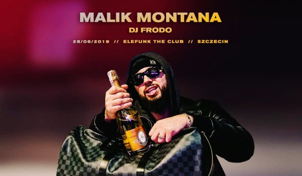 Going. | Malik Montana w Szczecinie! - Elefunk The Club