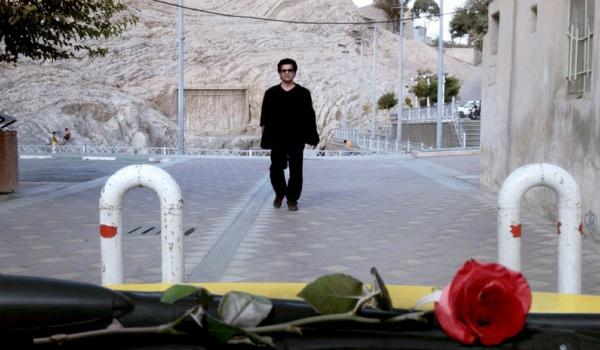 Going.   Obrazy wrażliwe: Taxi-Teheran - Nowe Kino Pałacowe