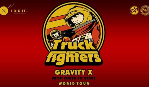 Going. | Truckfighters - Hydrozagadka