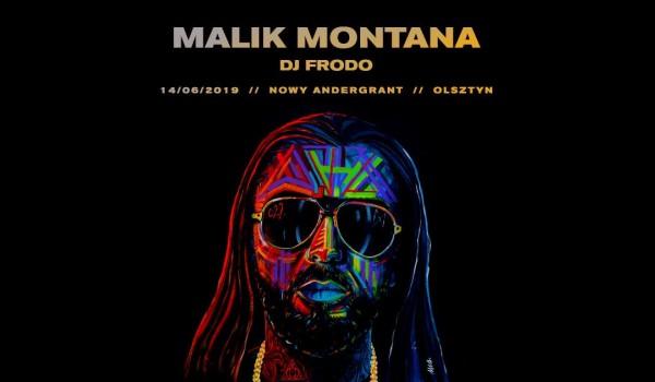 Going. | Malik Montana w Olsztynie! - Nowy Andergrant