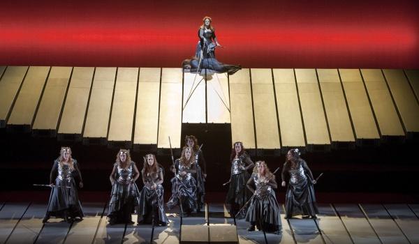 Going. | Walkiria - transmisja z The Metropolitan Opera - Kijów.Centrum