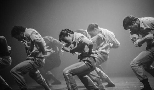 Going. | Masterclass z tancerzami Hofesh Shechter Company - Centrum Spotkania Kultur w Lublinie