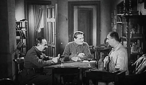 Going. | W starym kinie: Śluby ułańskie - Muzeum Pana Tadeusza
